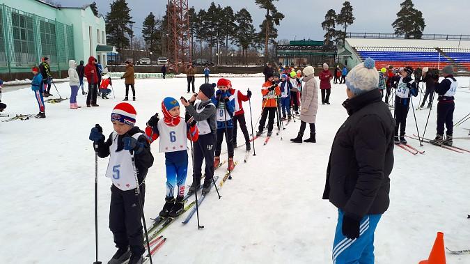 Лыжники и биатлонисты Кинешмы вышли на контрольную тренировку фото 3