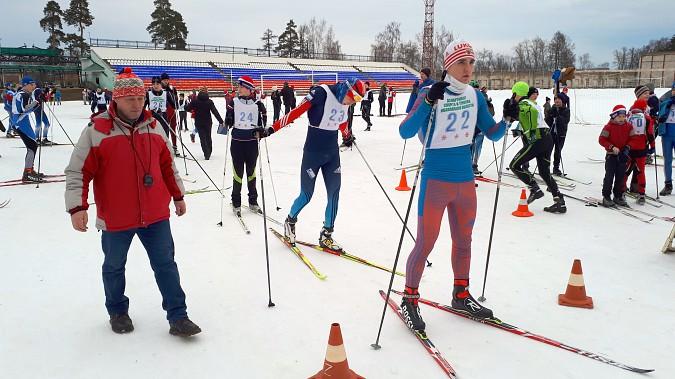 Лыжники и биатлонисты Кинешмы вышли на контрольную тренировку фото 5