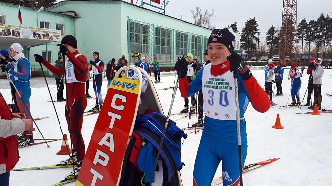 Лыжники и биатлонисты Кинешмы вышли на контрольную тренировку фото 11