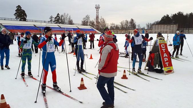 Лыжники и биатлонисты Кинешмы вышли на контрольную тренировку фото 10