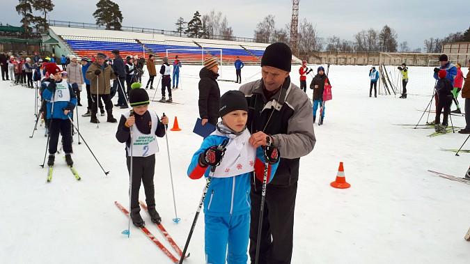 Лыжники и биатлонисты Кинешмы вышли на контрольную тренировку фото 2