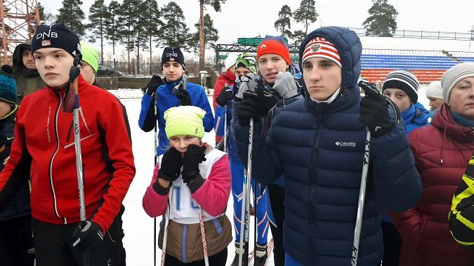 Лыжники и биатлонисты Кинешмы вышли на контрольную тренировку фото 8