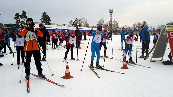 Лыжники и биатлонисты Кинешмы вышли на контрольную тренировку фото 9