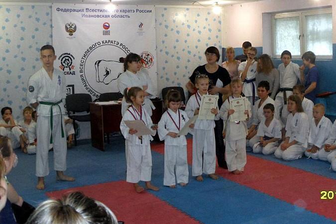 В Кинешме прошли соревнования по сумо фото 4