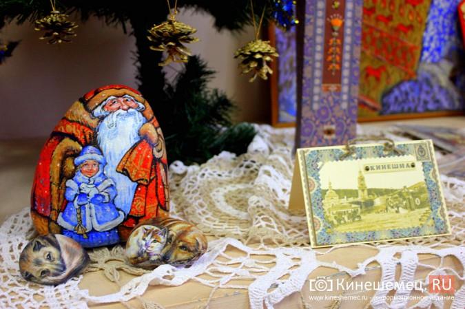 «Яркие краски холодной зимы» засияли в кинешемском художественном салоне фото 7