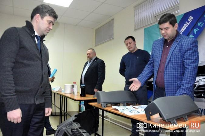 Станислав Воскресенский встретился с резидентами ТОСЭР «Наволоки» фото 2