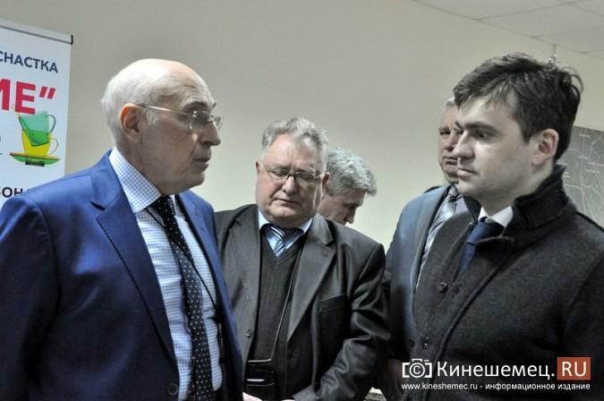 Станислав Воскресенский встретился с резидентами ТОСЭР «Наволоки» фото 7