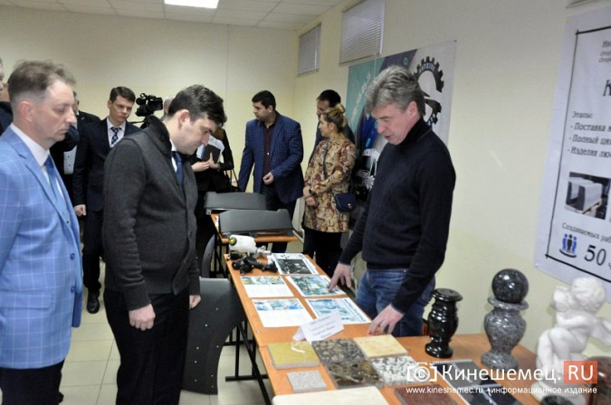 Станислав Воскресенский встретился с резидентами ТОСЭР «Наволоки» фото 3