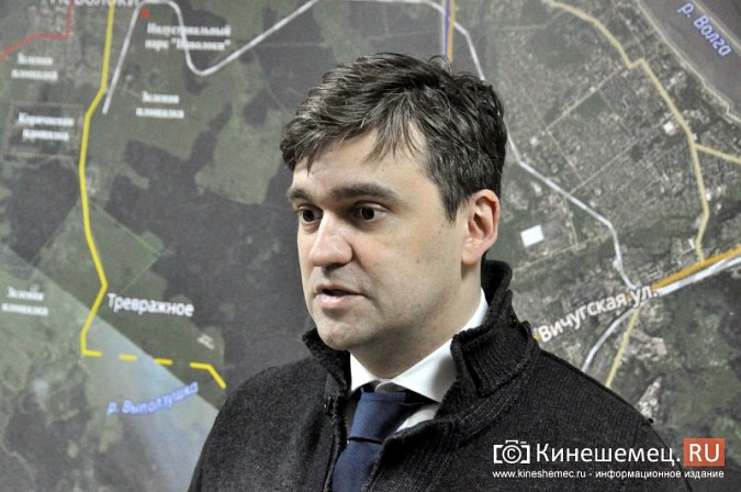 Станислав Воскресенский встретился с резидентами ТОСЭР «Наволоки» фото 13