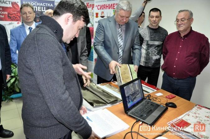 Станислав Воскресенский встретился с резидентами ТОСЭР «Наволоки» фото 11