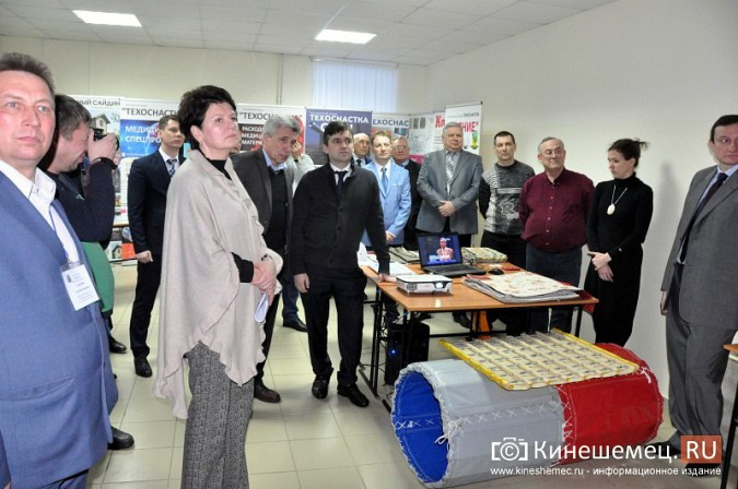 Станислав Воскресенский встретился с резидентами ТОСЭР «Наволоки» фото 10