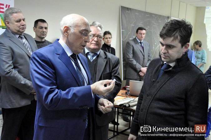 Станислав Воскресенский встретился с резидентами ТОСЭР «Наволоки» фото 9