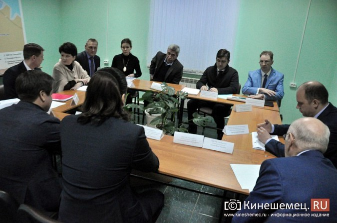 Станислав Воскресенский встретился с резидентами ТОСЭР «Наволоки» фото 14