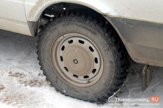 Автопарк Кинешемской ЦРБ пополнился двумя автомобилями фото 9