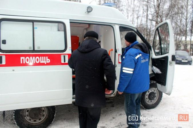Автопарк Кинешемской ЦРБ пополнился двумя автомобилями фото 18