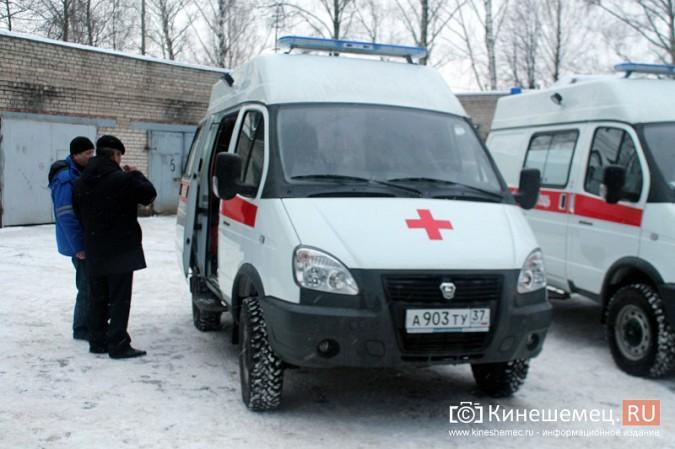 Автопарк Кинешемской ЦРБ пополнился двумя автомобилями фото 19