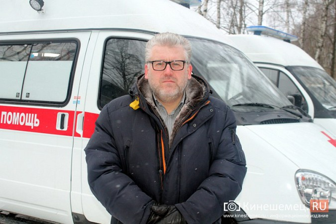 Автопарк Кинешемской ЦРБ пополнился двумя автомобилями фото 12