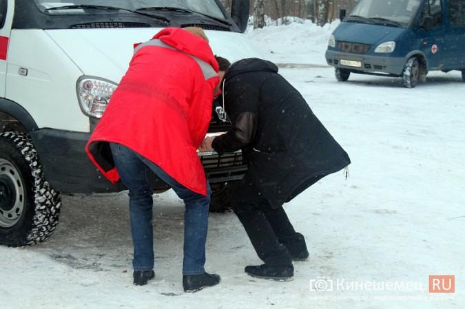 Автопарк Кинешемской ЦРБ пополнился двумя автомобилями фото 20