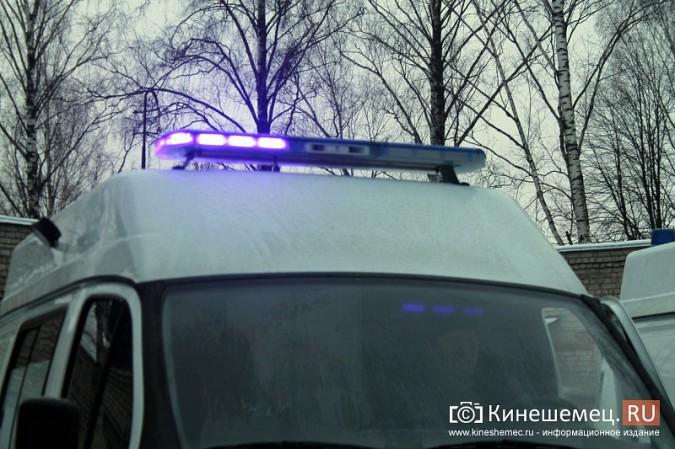 Автопарк Кинешемской ЦРБ пополнился двумя автомобилями фото 22