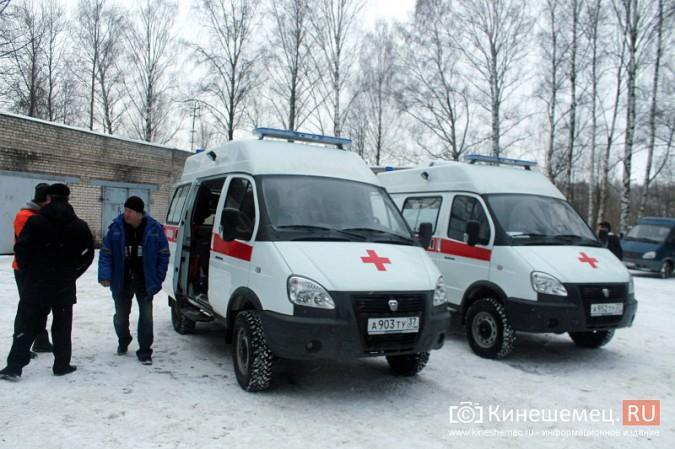 Автопарк Кинешемской ЦРБ пополнился двумя автомобилями фото 21