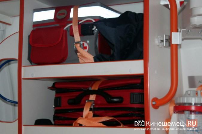 Автопарк Кинешемской ЦРБ пополнился двумя автомобилями фото 7
