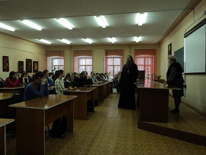 Артемий Владимиров рассуждал в педколледже Кинешмы о жизни фото 2