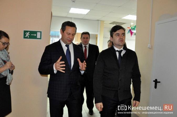Станислав Воскресенский ознакомился с наволокской поликлиникой фото 2