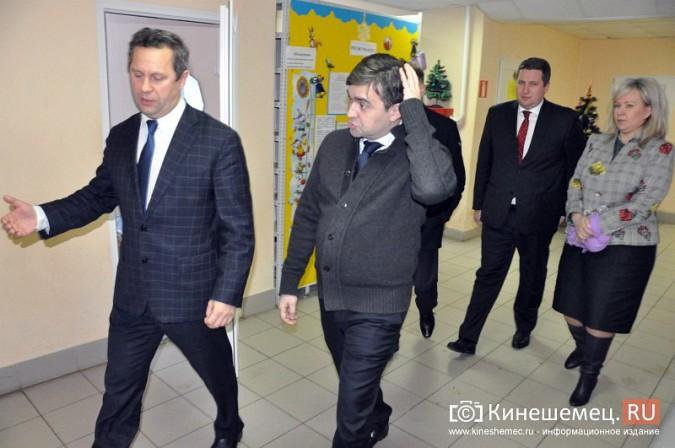 Станислав Воскресенский ознакомился с наволокской поликлиникой фото 8