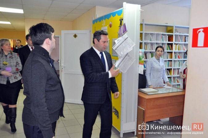Станислав Воскресенский ознакомился с наволокской поликлиникой фото 7