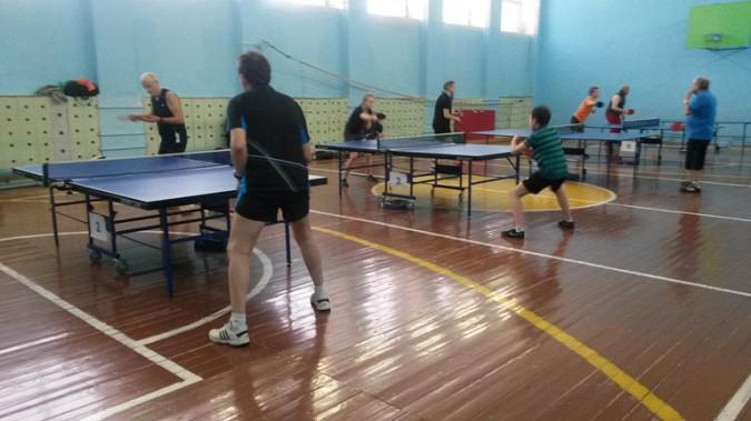 В Кинешме прошел Рождественский турнир по настольному теннису фото 3