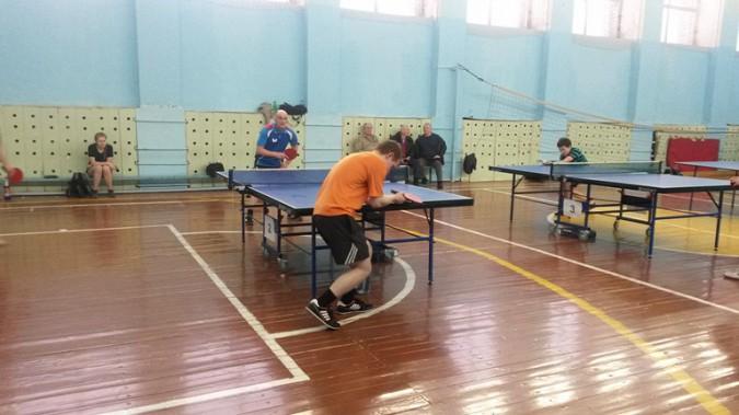 В Кинешме прошел Рождественский турнир по настольному теннису фото 5