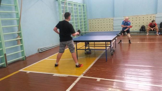 В Кинешме прошел Рождественский турнир по настольному теннису фото 2
