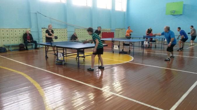 В Кинешме прошел Рождественский турнир по настольному теннису фото 4