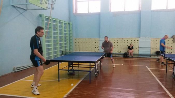 В Кинешме прошел Рождественский турнир по настольному теннису фото 6
