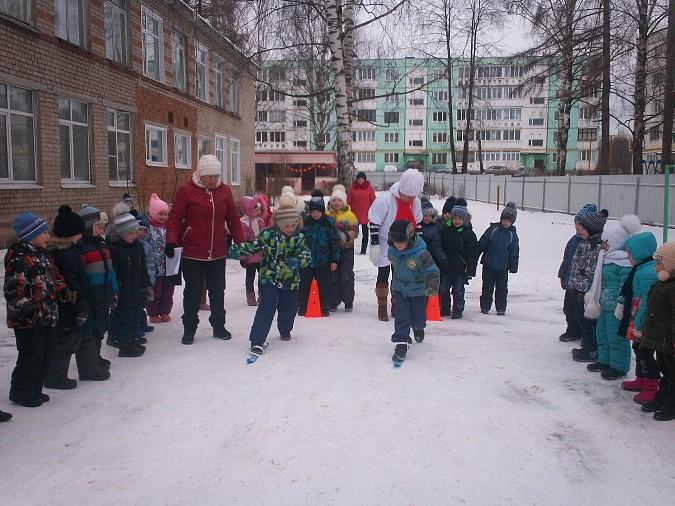 Малыши Кинешмы в зимние каникулы не скучали фото 2