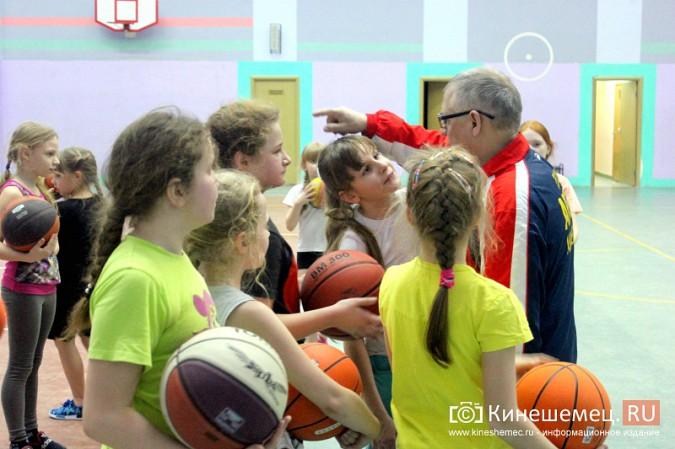 Ветераны кинешемского баскетбола впечатлены фильмом «Движение вверх» фото 4