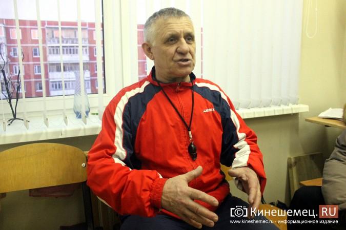 Ветераны кинешемского баскетбола впечатлены фильмом «Движение вверх» фото 2