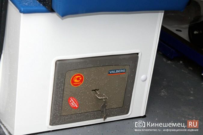 Кинешемская ЦРБ пополнила автопарк еще двумя автомобилями фото 10