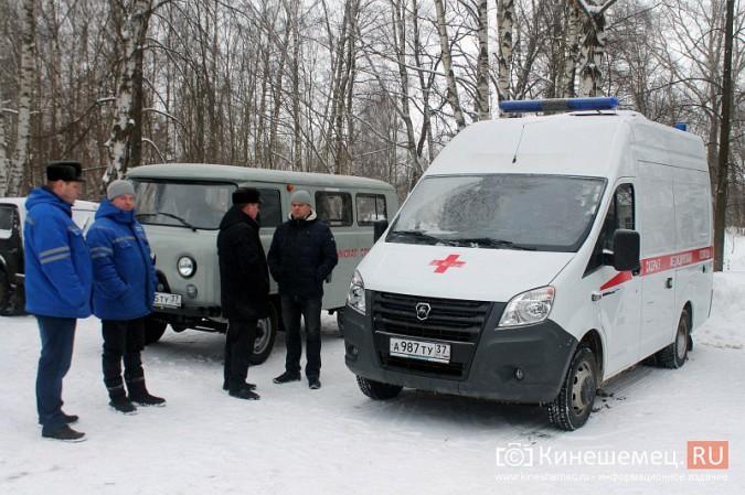 Кинешемская ЦРБ пополнила автопарк еще двумя автомобилями фото 18