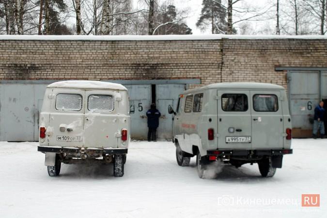 Кинешемская ЦРБ пополнила автопарк еще двумя автомобилями фото 3