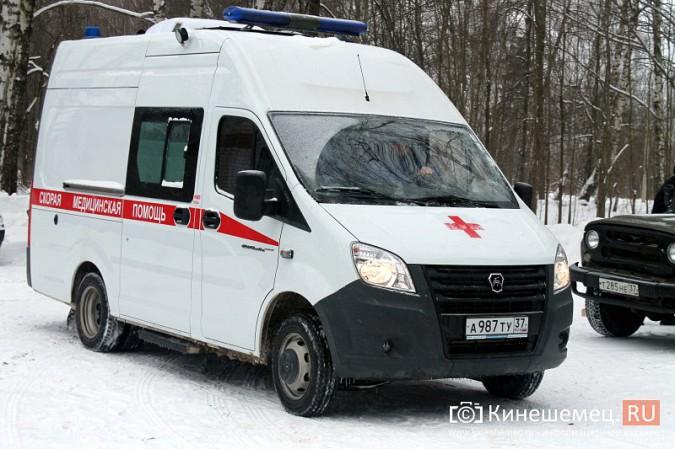 Кинешемская ЦРБ пополнила автопарк еще двумя автомобилями фото 19