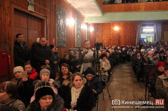 Битва за Заволжск: подробности публичных слушаний по могильнику химотходов фото 10