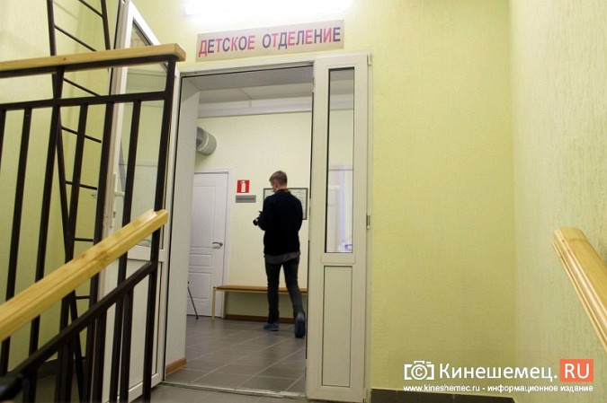 В Кинешме завершился ремонт инфекционного корпуса ЦРБ фото 23