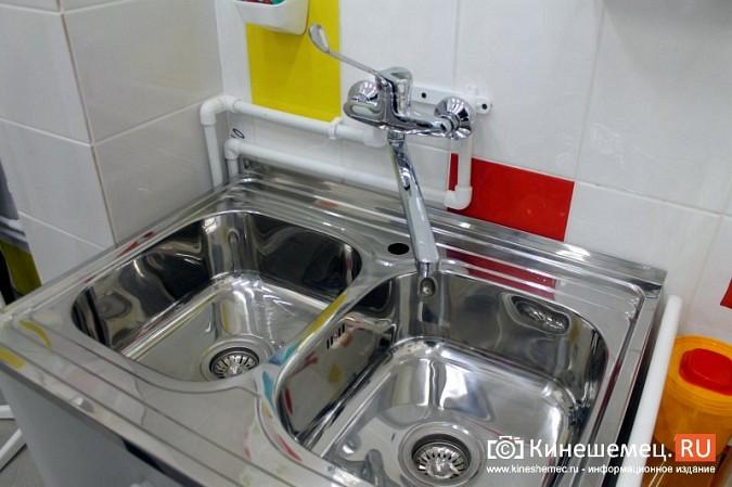 В Кинешме завершился ремонт инфекционного корпуса ЦРБ фото 39