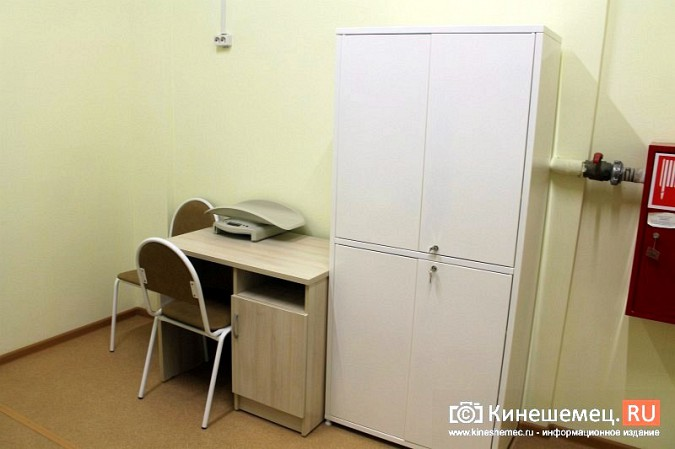 В Кинешме завершился ремонт инфекционного корпуса ЦРБ фото 30