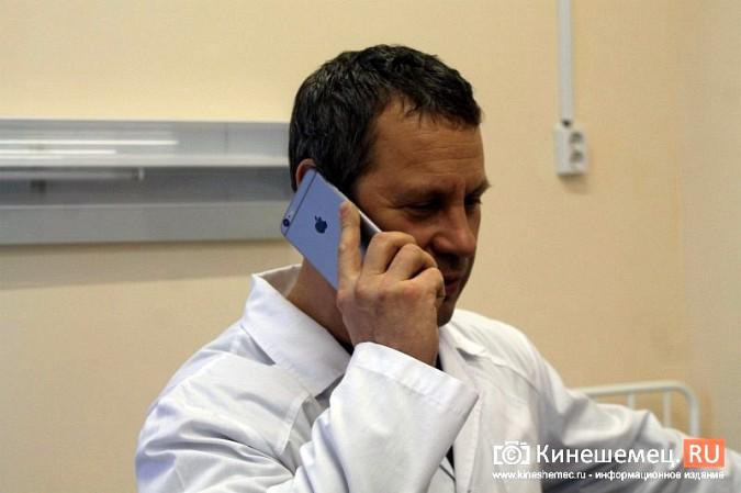 В Кинешме завершился ремонт инфекционного корпуса ЦРБ фото 48
