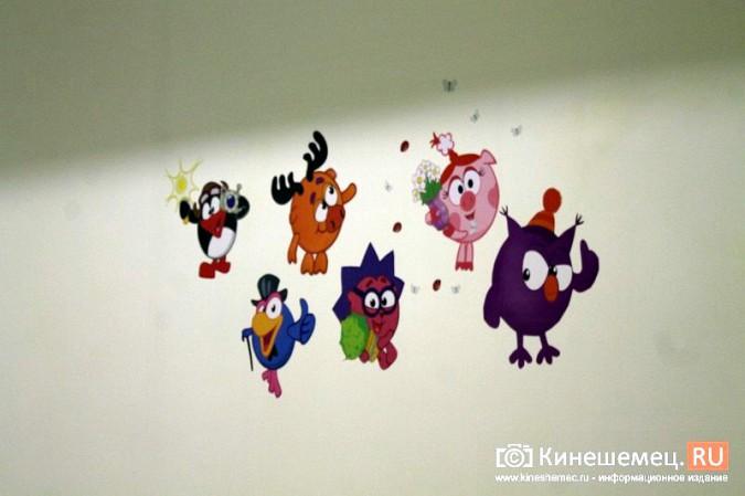 В Кинешме завершился ремонт инфекционного корпуса ЦРБ фото 4