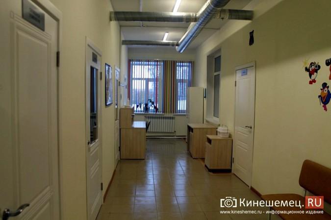 В Кинешме завершился ремонт инфекционного корпуса ЦРБ фото 5