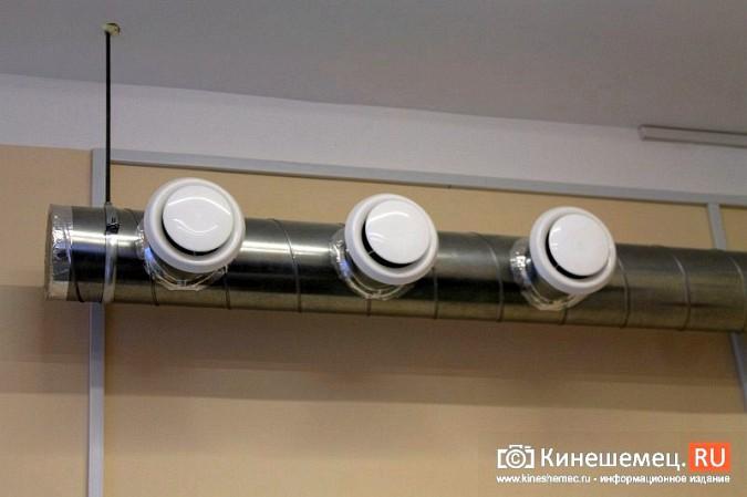 В Кинешме завершился ремонт инфекционного корпуса ЦРБ фото 49