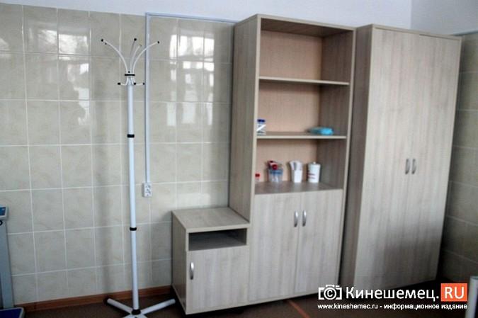 В Кинешме завершился ремонт инфекционного корпуса ЦРБ фото 16